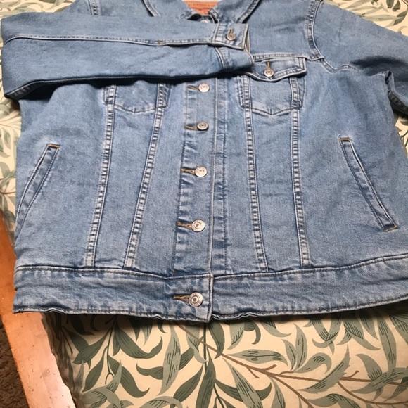 Levi Strauss & Co. Blue Jean jacket, 1X